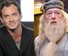 Джуд Лоу превратится из «молодого папы» в молодого волшебника Дамблдора