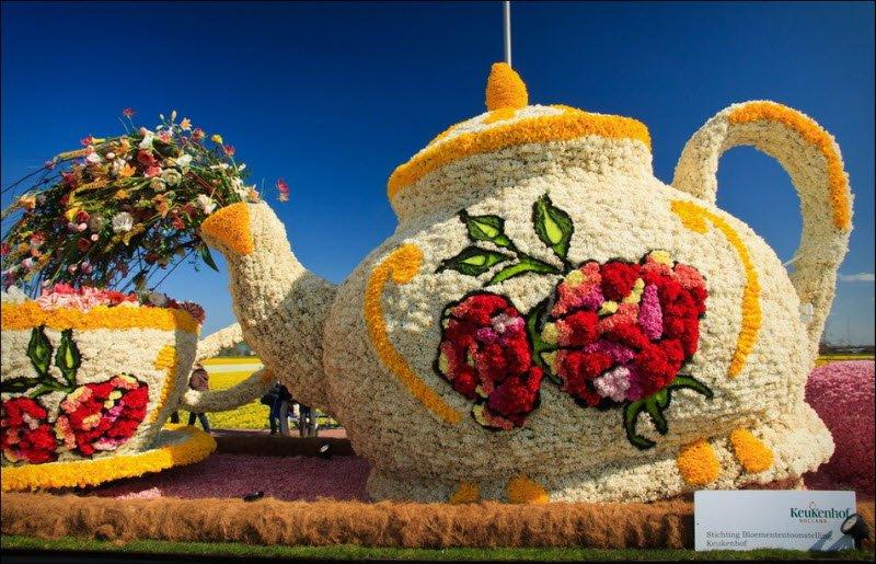 Prazdnik cvetov Niderlandy