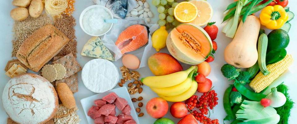 Продукты для правильного питания и их совместимость