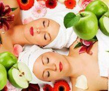 Как правильно сделать фруктовый пилинг в домашних условиях