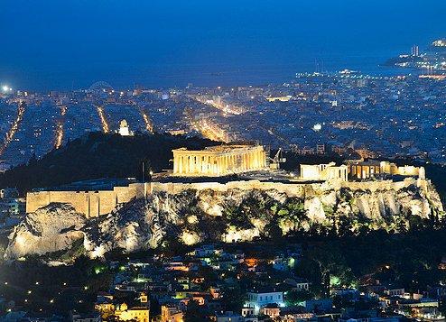 Столица Греции – Афины