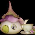 Чайник как украшение кухонного интерьера