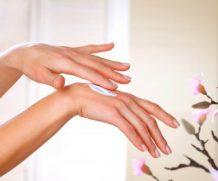 Бережный уход за кожей рук и ногтями в домашних условиях