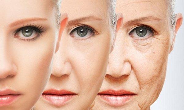 antivozrastnoj uhod za kozhej lica