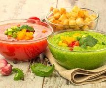 Окрошка, тюря, холодник, гаспачо – готовим летние холодные супы