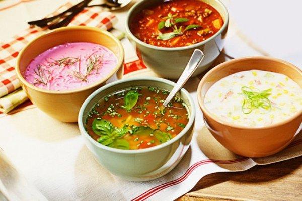 letnie holodnye supy