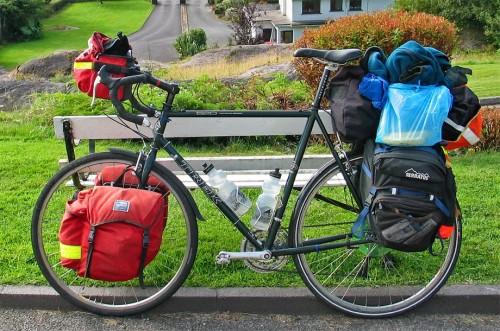 Turisticheskij velosiped