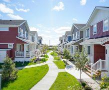 Что такое таунхаус: между квартирой и коттеджем