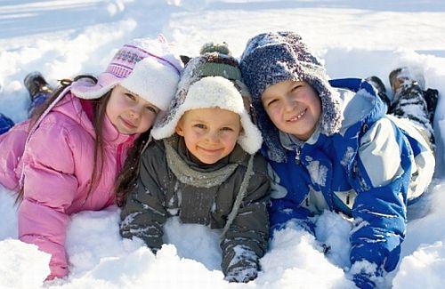 Zimnjaja odezhda dlja detej