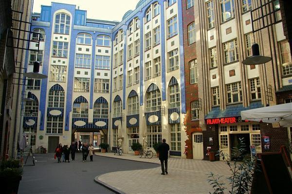 Hakskie dvory v Berline