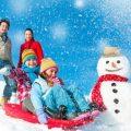 Активный отдых, или как провести новогодние каникулы с пользой