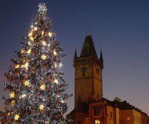 Встреча Нового года в Праге, или Старинная рождественская сказка